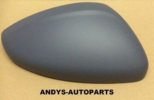 PEUGEOT 308. 2013 ONWARD GENUINE WING MIRROR COVER L/H OR R/H PAINTED TO COLOUR